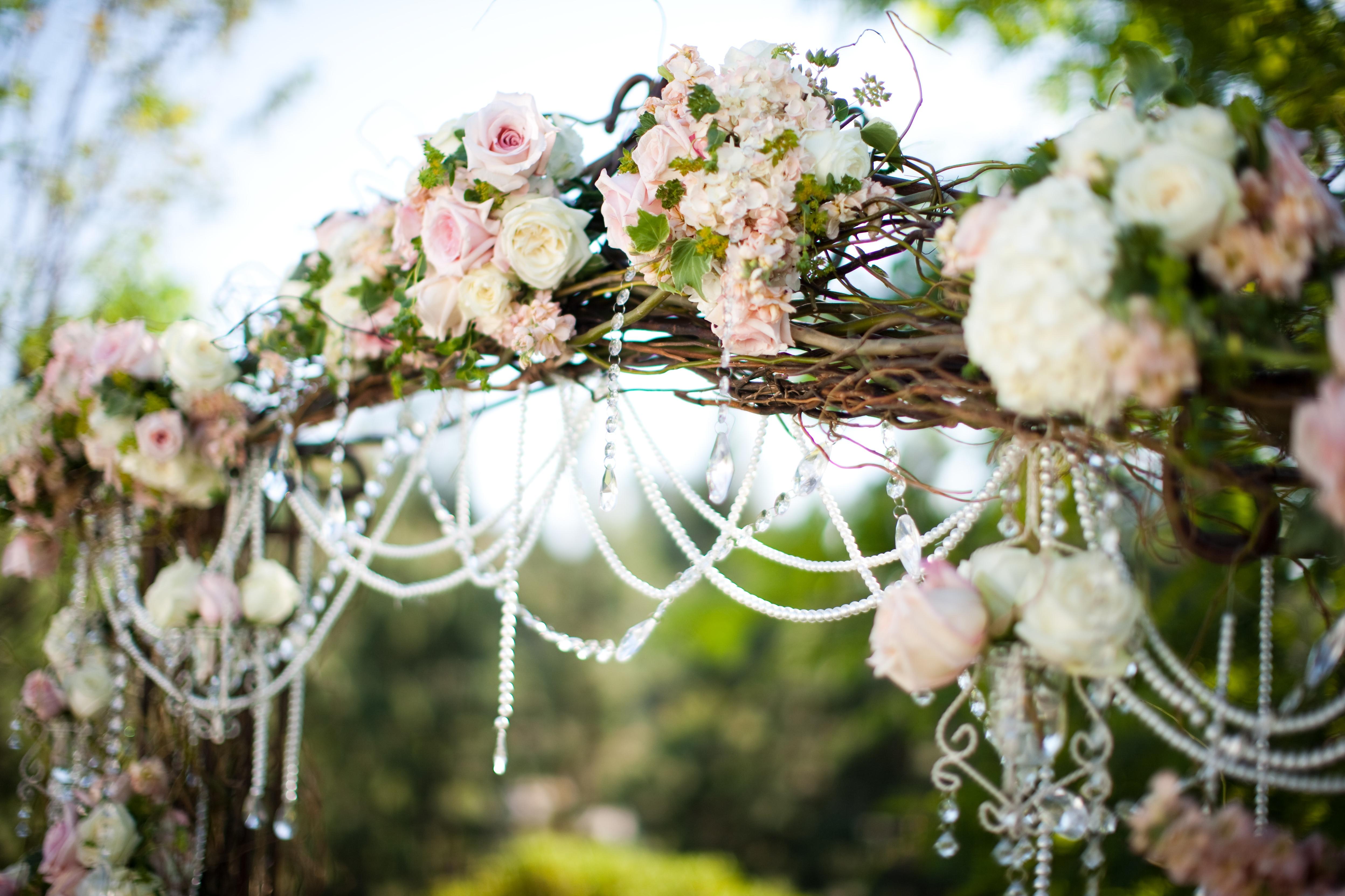 whimsical outdoor wedding décor worldwide homefurnishings inc