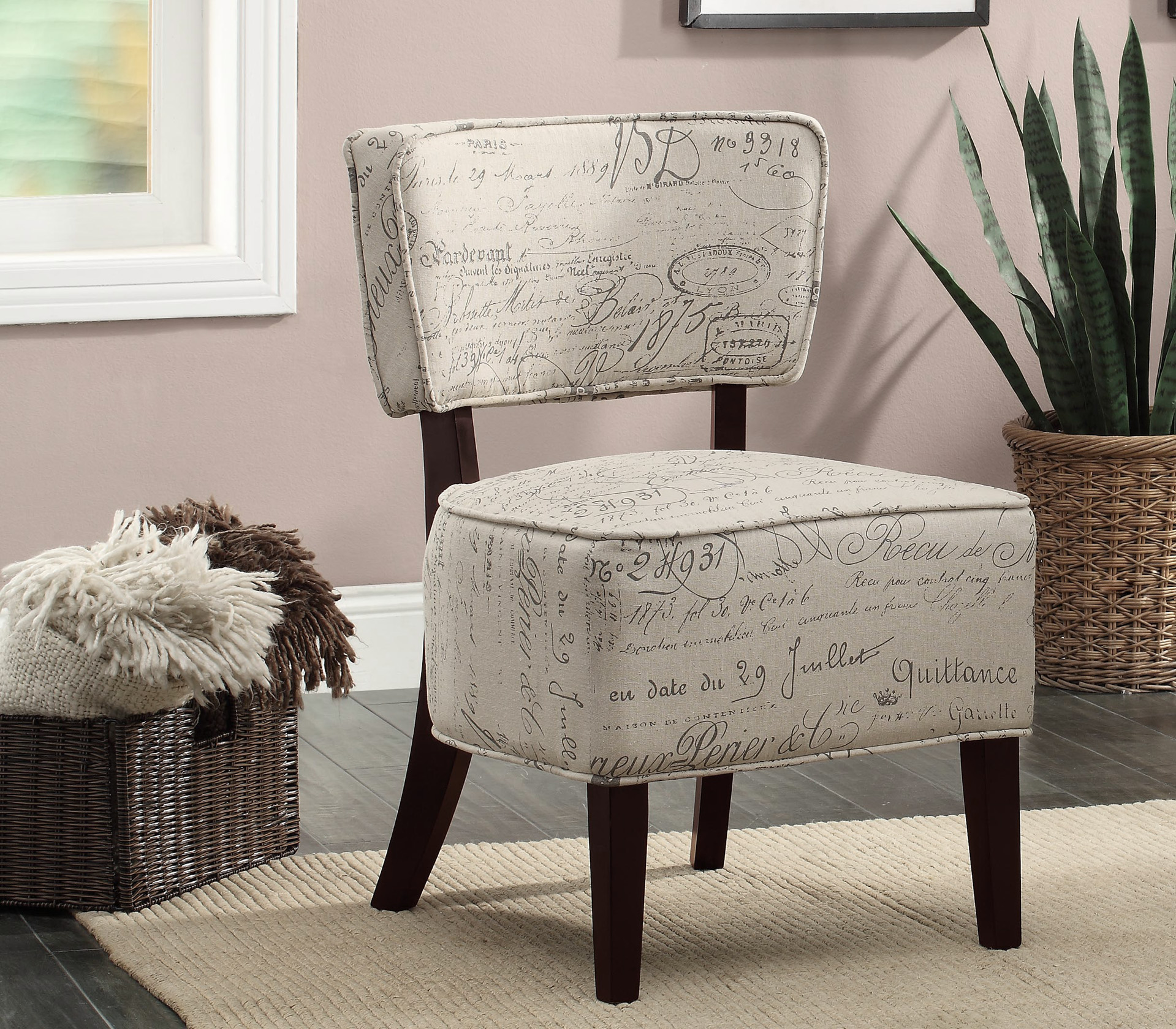 Beautiful Teen Bedroom Accent Chair