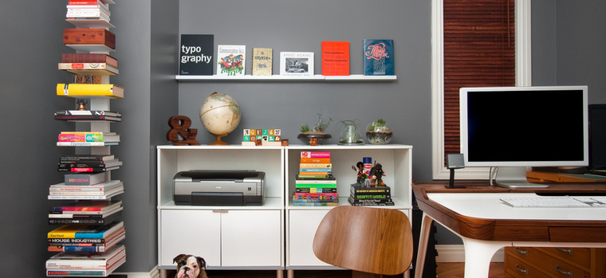 3 Easy Steps To Organizing Your Home Office. );