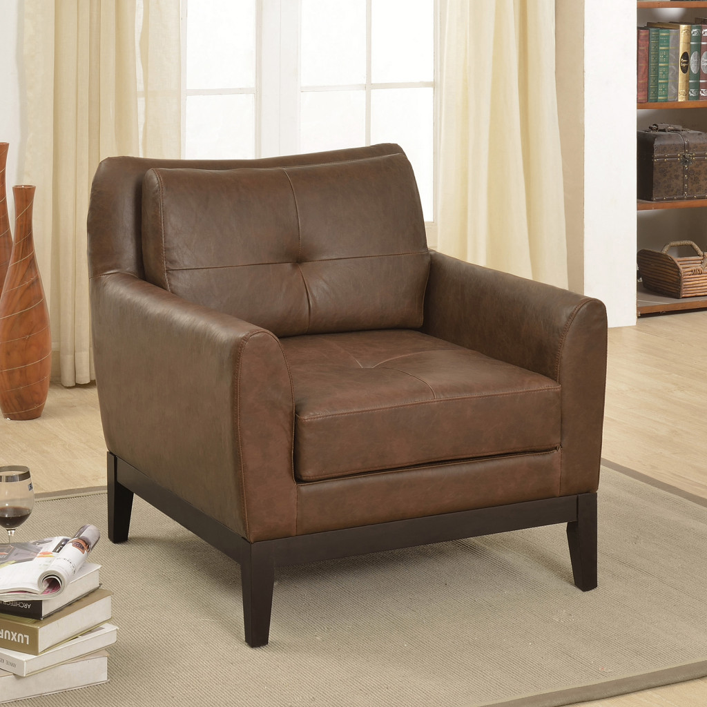 The ultimate chair for the most sophisticated gentleman.