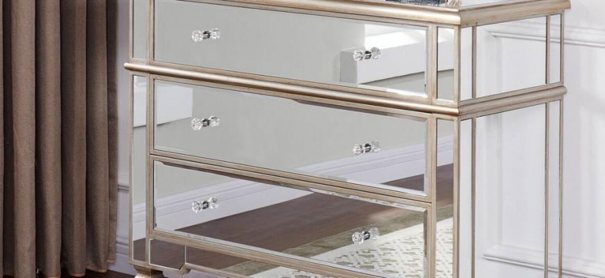 Eden 3-Drawer Cabinet