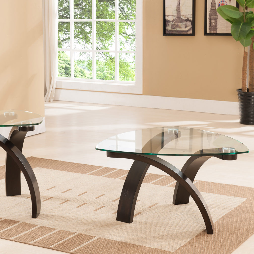 Saturn 301 407 2 Accent Table In Coffee