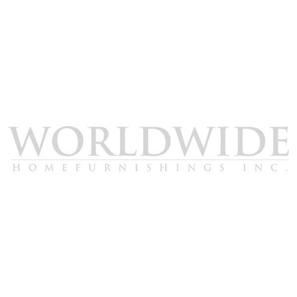 Monique Single Storage Ottoman in White