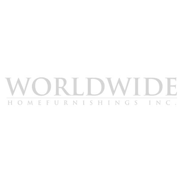 Monique Storage Ottoman in White